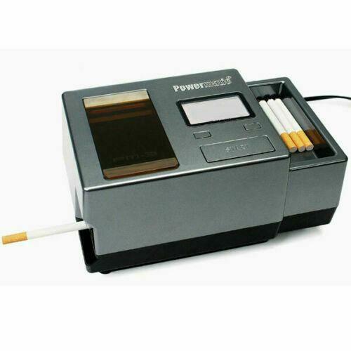 AUTOMATIC POWERMATIC 3 Better than Powermatic 2 cigarette injector