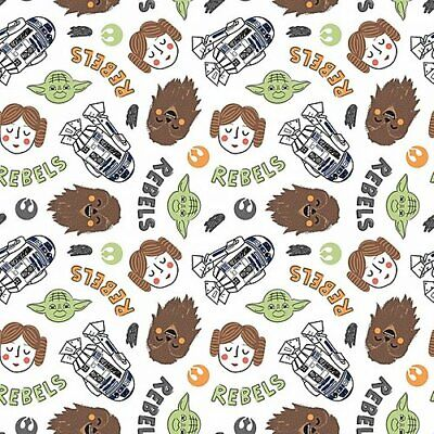 Star Wars Rebels Material Fabric