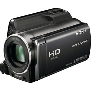 Sony Camcorder **HD**