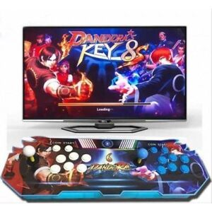 800  in 1 HD Arcade Games Pandora's Key 4S Video Games Double St