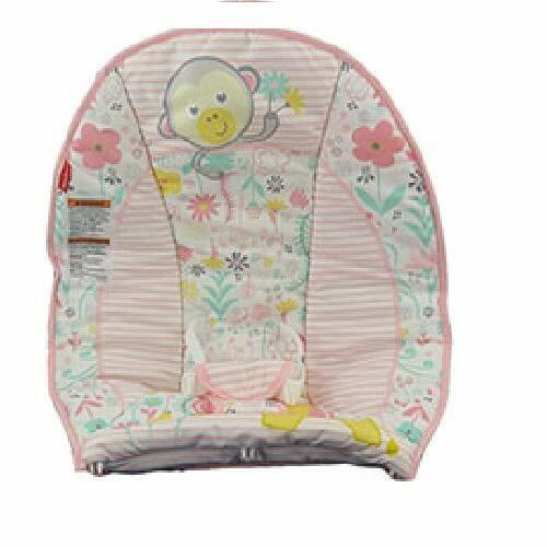 Fisher Price Bouncer Replacement Seat Pad/Cushion or Infant Support Insert (D...