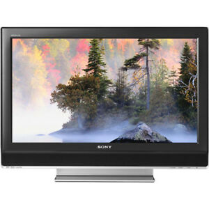 Sony BRAVIA LCD Digital Color TV, 37 inches