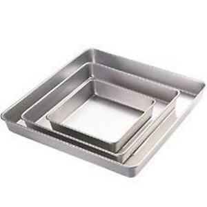 square cake pans ebay