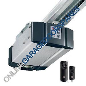 Hormann Supramatic E Series 3 Automatic Electric Garage Door Opener inc K Boom