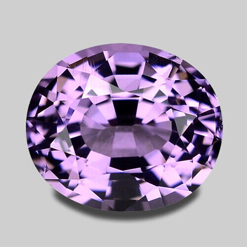 1.35CTS FABULOUS OVAL CUT NATURAL AFGHAN LAVENDER SPINEL VIDEO IN DESCRIPTION