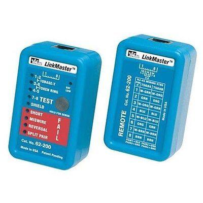 Ideal Linkmaster Pro Tester - 1 X Rj-45 Network 1 X Rj-45 Network Remote -