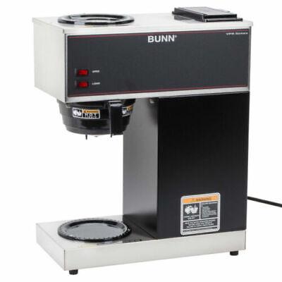 Bunn Vpr 12 Cup Coffee Maker 33200.0000 Black