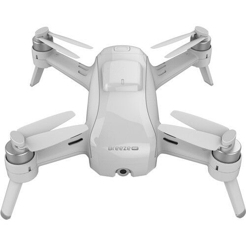 Yuneec Breeze Quadcopter White YUNFCAUS