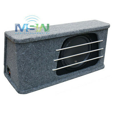 "NEW JL AUDIO® HO112RG-W3v3 12"" HIGH-OUTPUT H.O. 12W3v3-2 SUBWOOFER ENCLOSURE BOX"
