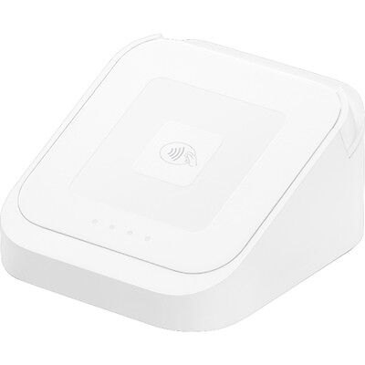Square   Dock For Square Contactless And Chip Reader   White