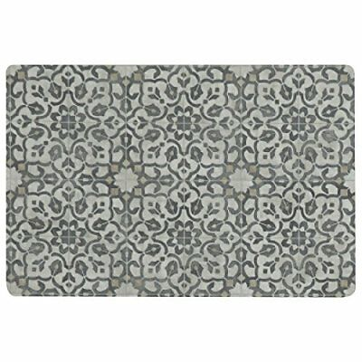Vinyl Floor Mat, Durable, Soft and Easy to Clean, Ideal for Kitchen Floor,