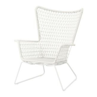 Wanted: Wanted - IKEA Hogsten White Outdoor Chair