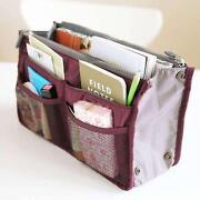 Large Purse Organizer Insert