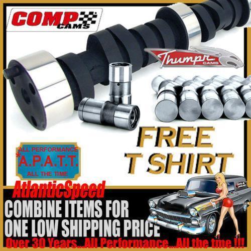 SBC Thumper Cam: Camshafts, Lifters & Parts