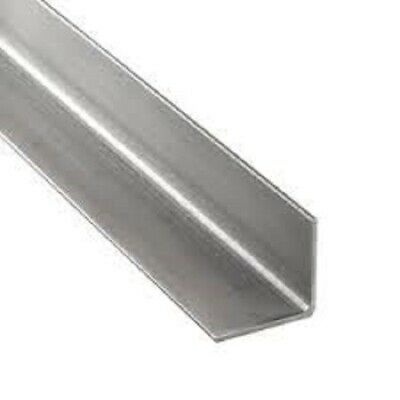Alloy 304 Stainless Steel Angle - 1 14 X 1 14 X .250 X 23 3z10