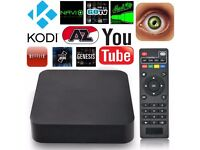 Android TV Box with the Latest Kodi Build