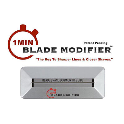 Rich The Barber 1 Minute Blade Modifier for Andis Wahl Oster Trimmer Blades for sale  Houston