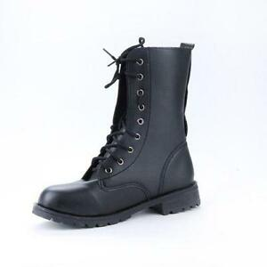 af98933d45f9 Womens Motorcycle Boots 7.5