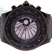 Mens Large Ice Watch