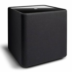 KEF Kube-1 Powered Subwoofer for home theater and music