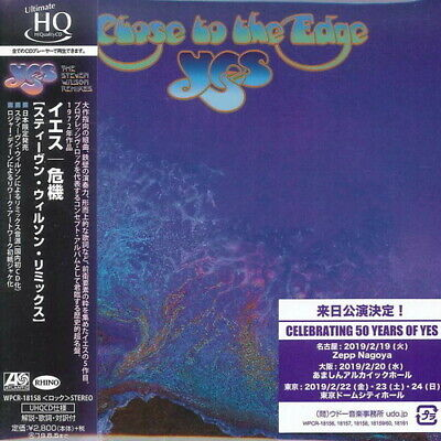 Yes - Close To The Edge (Steven Wilson Remix) (CD