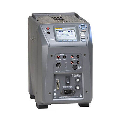Fluke Calibration 9144-e-156 Field Dry-well Metrology Temp Calibrator