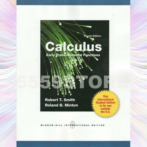 Calculus early transcendental functions ebay fandeluxe Gallery