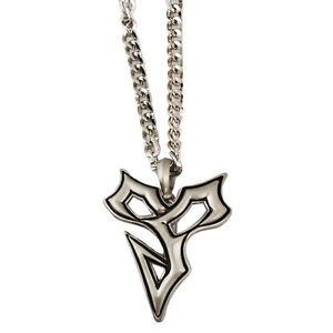 NEW-Final-Fantasy-X-10-FF10-Necklace-Pendant-Metal-Necklace