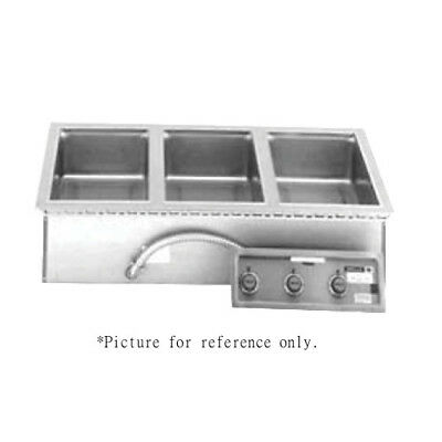 Wells MOD-327T Built-In Electric Food Warmer with Thermostatic Controls