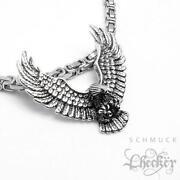 Adler Anhänger Silber