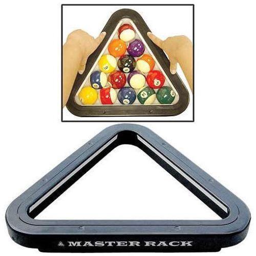 Rack Em Billiard Ball Pool Table Light: Pool Ball Rack