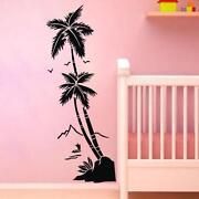 Palm Tree Decal