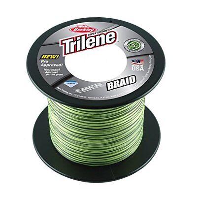 Berkley Trilene Braid 50lb Tracer  - 1500 yd Bulk Spool