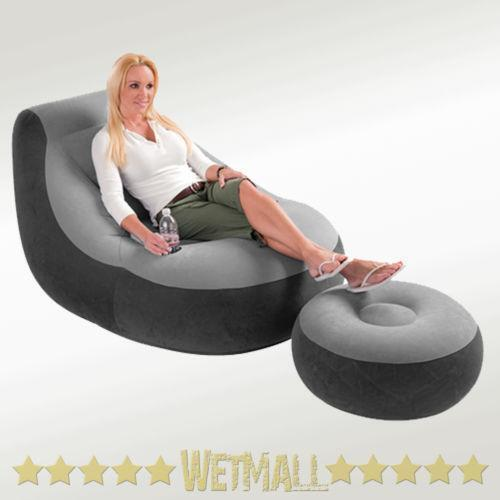 Inflatable Furniture Intex: Inflatable Chair