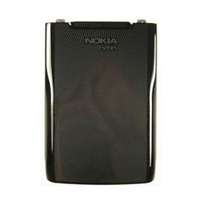 Nokia E71 Cellphone Standard Battery Door Back Housing Cover Black Replacement for sale  Shipping to India