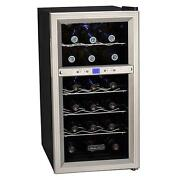 Wine Cooler Dual Zone