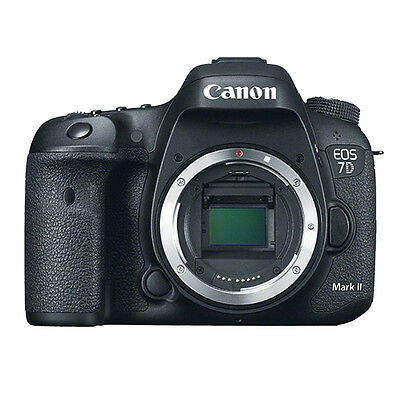 Canon EOS 7D Mark II 20.2MP Digital SLR Camera Body