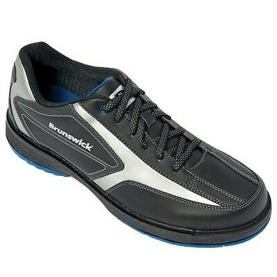 Brunswick Stealth Mens Right Handed WIDE WIDTH Interchangeable Bowling Shoes  фото 2476b92489b