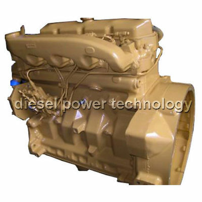 John Deere 4039 Used Diesel Engine Long Block Engine