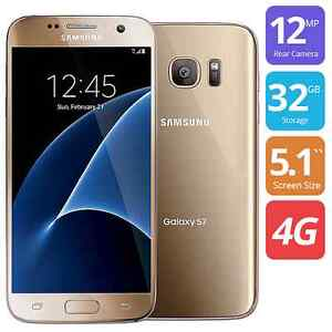 SAMSUNG GALAXY S7**BRAND NEW SEALED** UNLOCKED 32GB 4G LTE Melbourne CBD Melbourne City Preview