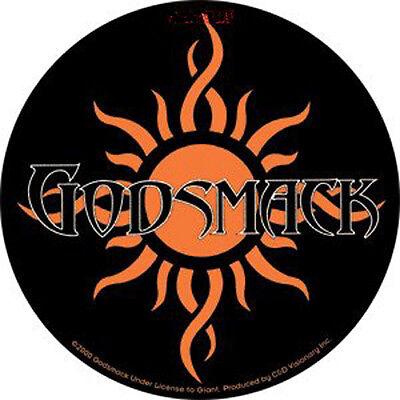 Godsmack - Sun Logo Circular Sticker