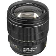 Canon 15-85MM Lens