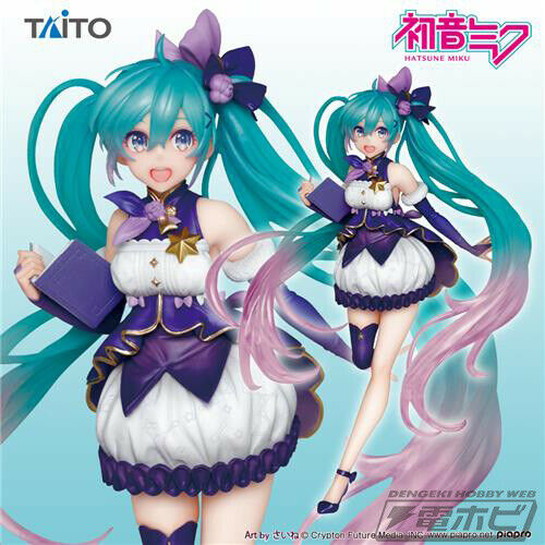 "Hatsune Miku 3rd Season Winter ver. 6"" figure Taito (100% authentic)"