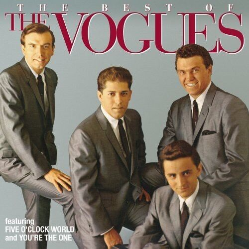 The Vogues - Best of [New CD]
