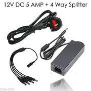 Adapter 12V 1,5A