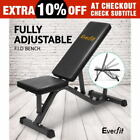 Weight Lifting Barbell Adjustable Strength Training Benches