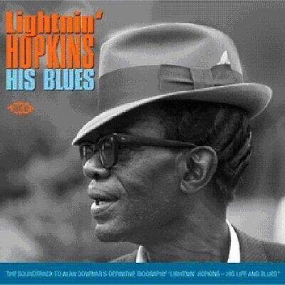 Lightning Hopkins - His Blues - Double CD - New