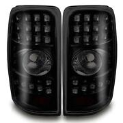 Black LED Tail Lights