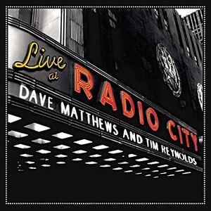 Dave Matthews & Tim Reynolds-Live at Radio City-2 cd set-Superb!