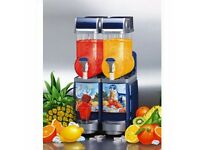 Faby slush machine 2x10ltr ,Delivery: 1 to 2 working days_buy from htsweets , made in italian,